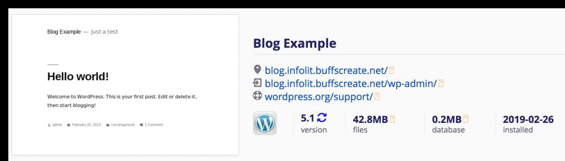 cPanel WordPress Login